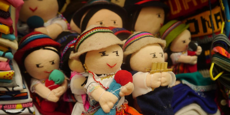 Dolls, Ecuador