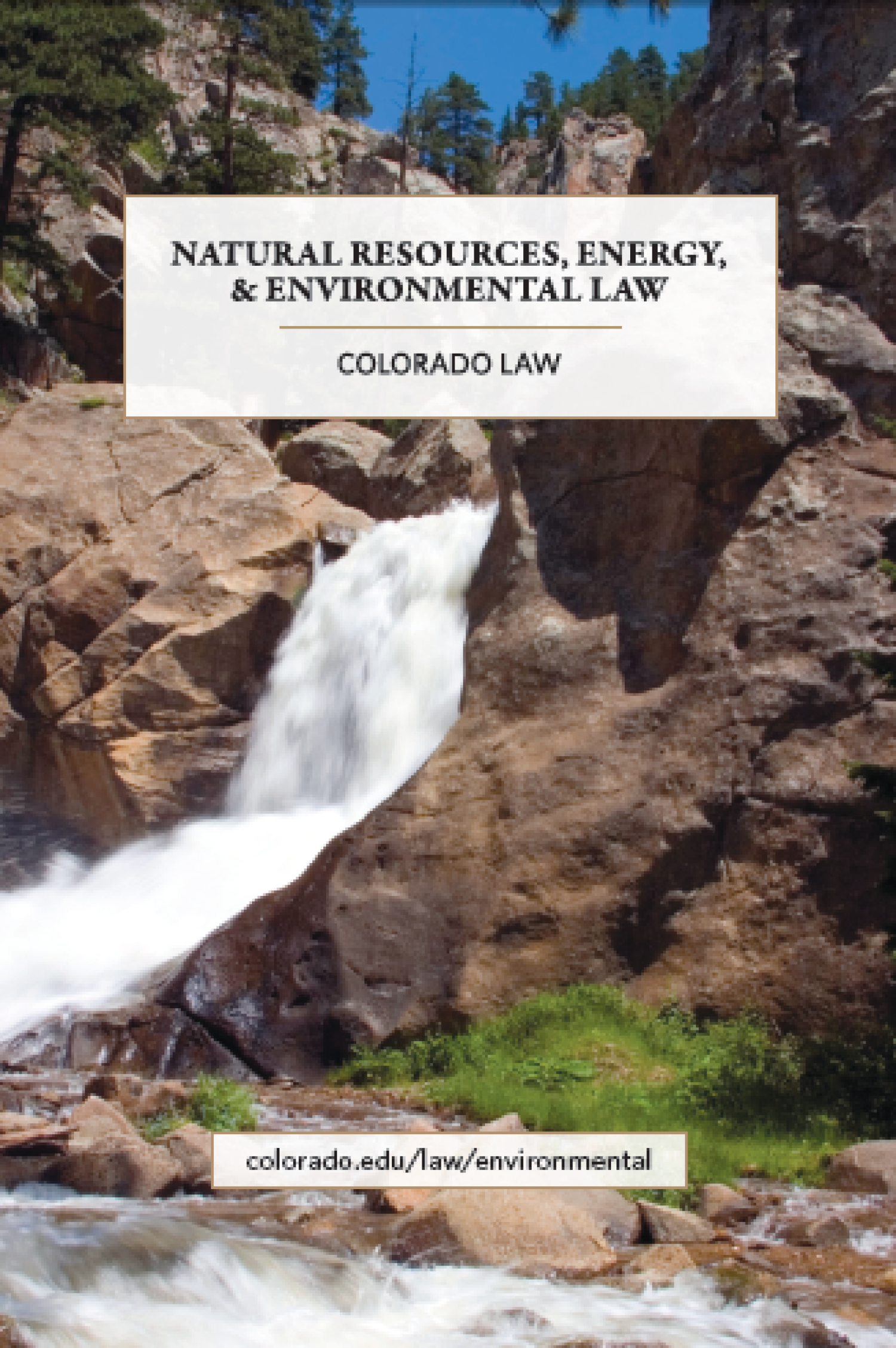 Natural Resources, Energy, & Environmental Law