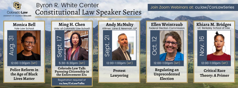 Constitutional Law Speaker Series