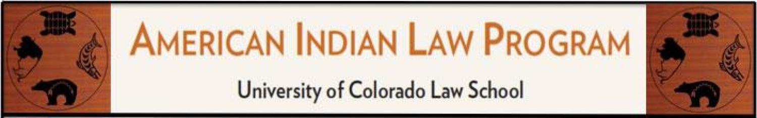 American Indian Law Program