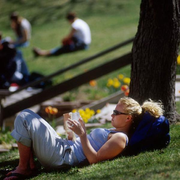 Boulder averages over 300 days of sunshine per year