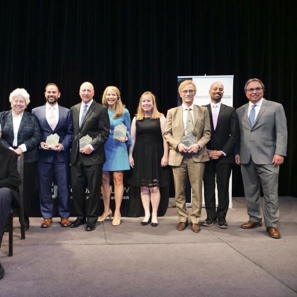 2018 Law Alumni Award Banquet Gallery