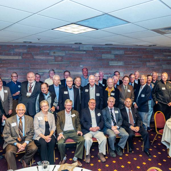 The Class of 1969 celebrated its 50-year reunion.