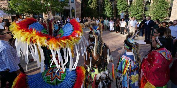 UN Indigenous Celebration