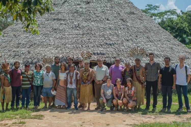 CU delegation in Brazil