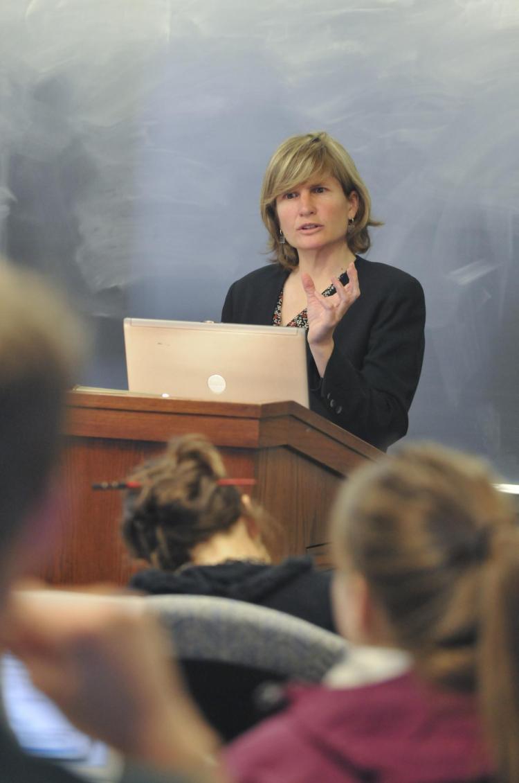 Professor Helen Norton