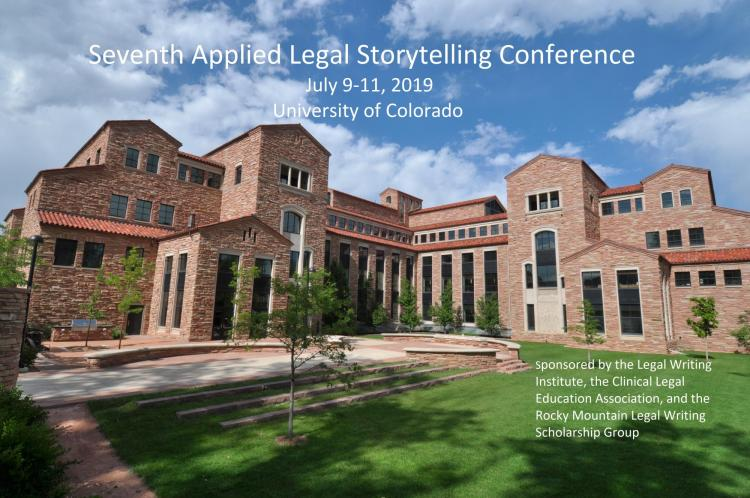 7th Applied Legal Storytelling Conference