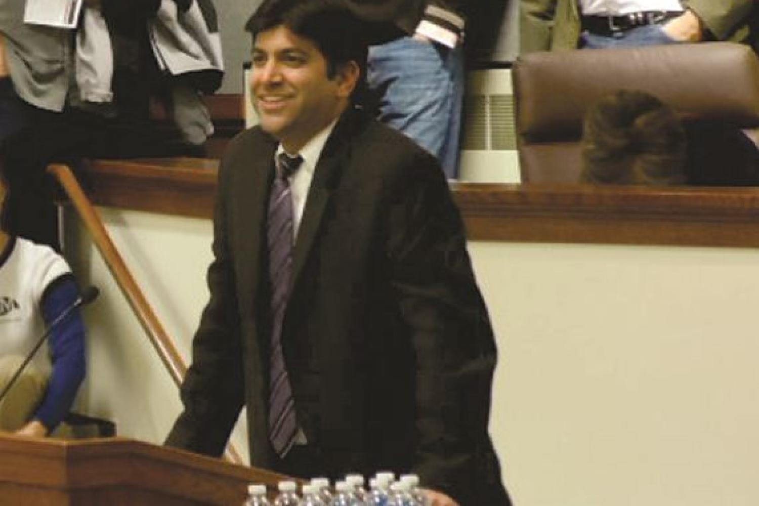 Startup Colorado engages students and alums with an entrepreneurial spirit. White House Chief Technology Officer Aneesh Chopra spoke at the launch of Startup Colorado.