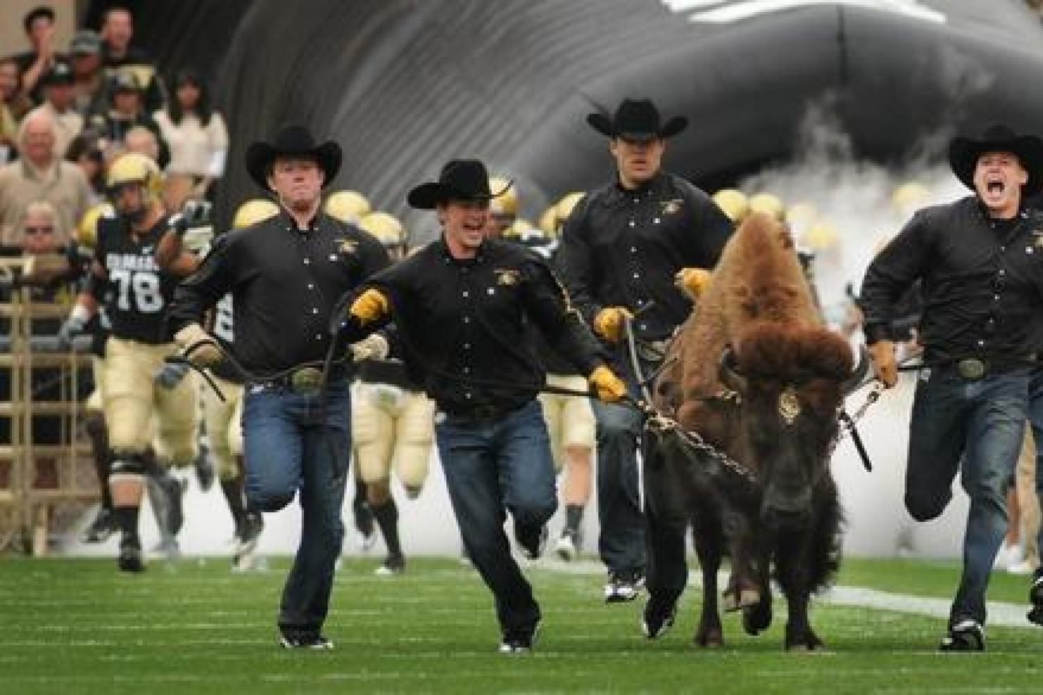 Running Ralphie is one of the most storied traditions in all of college athletics.