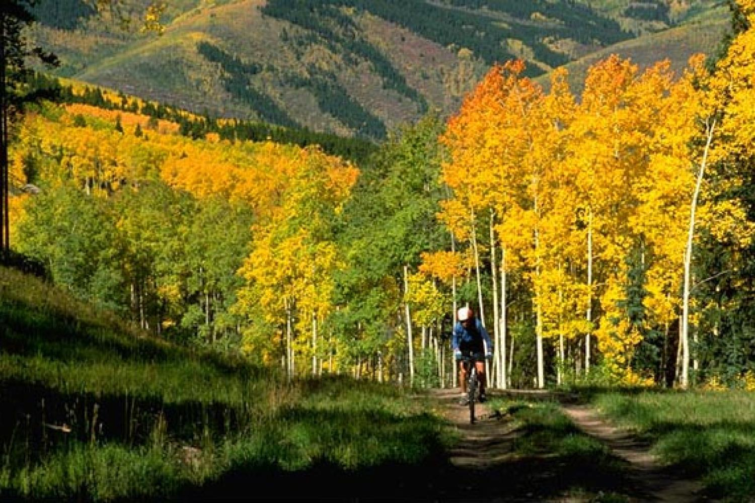 Boulder has hundreds of miles of trails