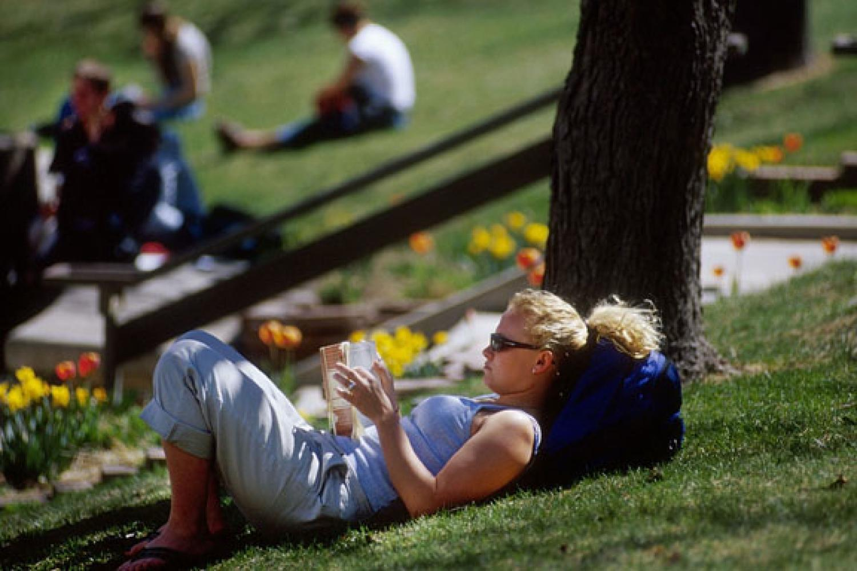 Boulder averages over 300 days of sunshine per year