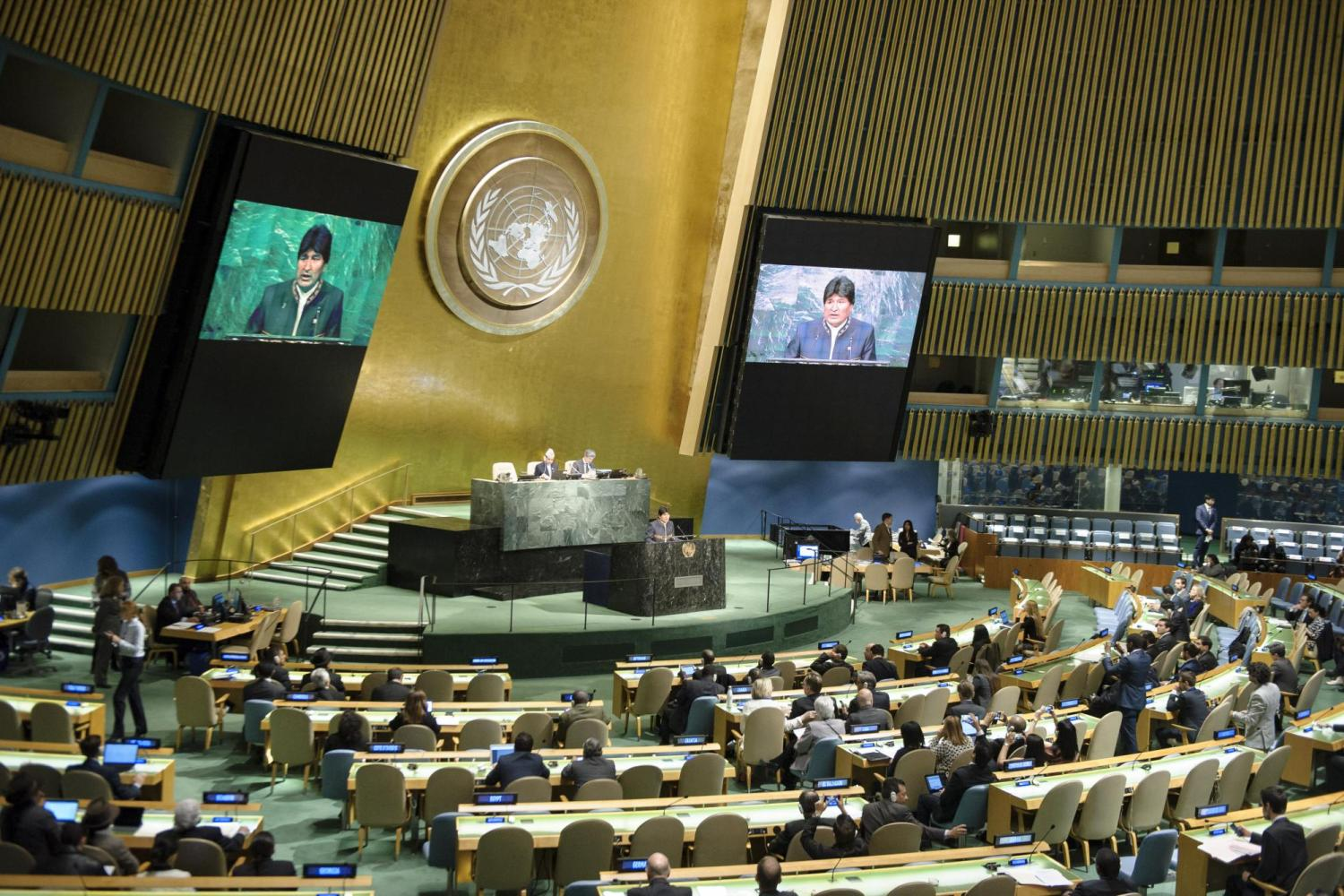 Tenth Anniversary of UN Indigenous Declaration to Draw World Leaders, Indigenous Experts to Boulder