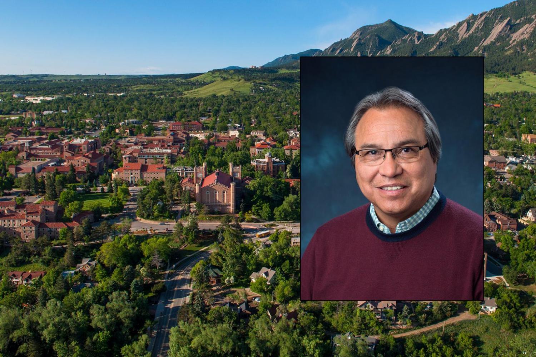Dean Anaya Named Distinguished Professor