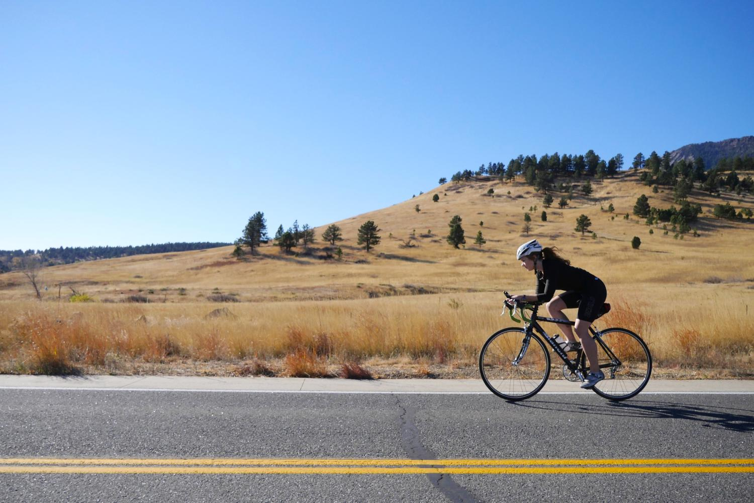Cyclists can find a happy home in Boulder
