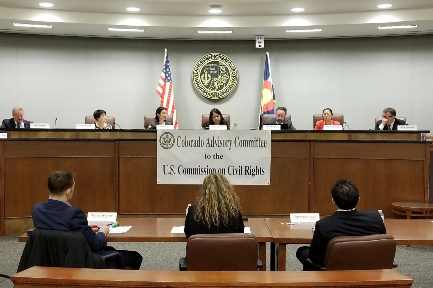 Briefing on USCIS Backlog on Citiizenship and naturalization applications by Colorado Advisory Committee to the US Commission on Civil Rights (Feb 22, 2019)