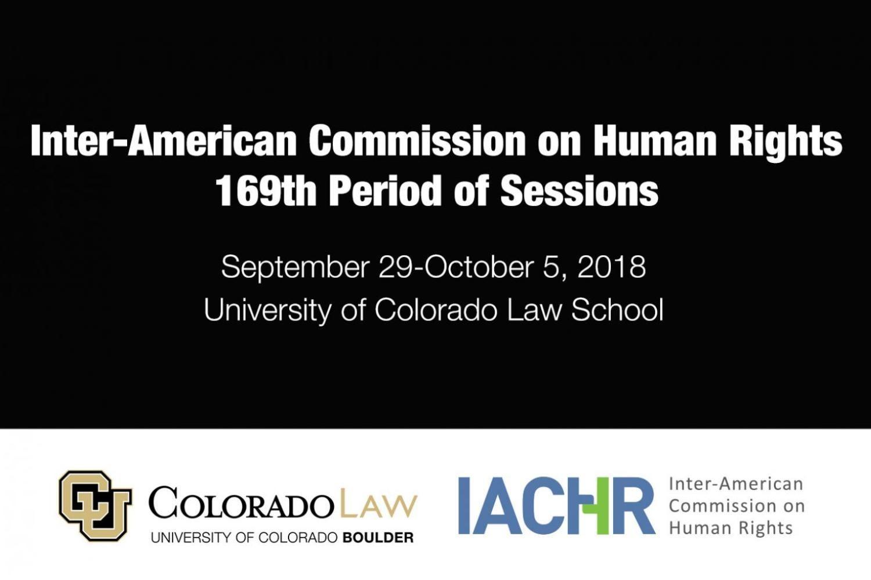 IACHR at Colorado Law