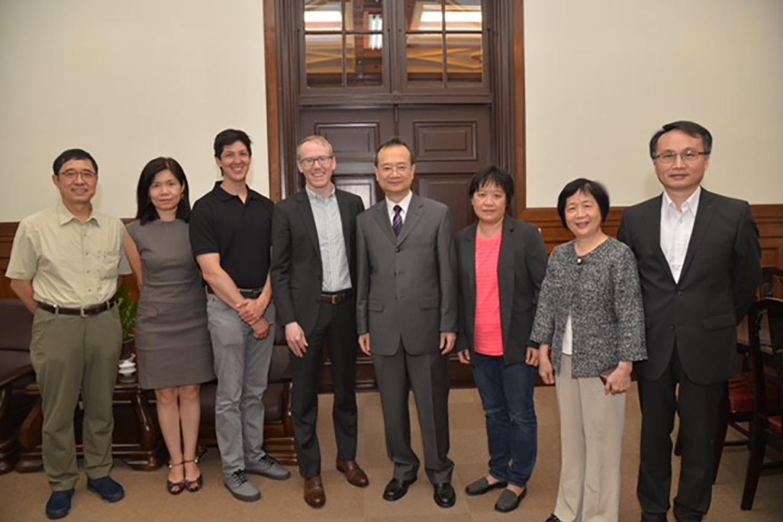 Amid Landmark Same-Sex Marriage Ruling, Skinner-Thompson Talks LGBTQ Rights in Taiwan