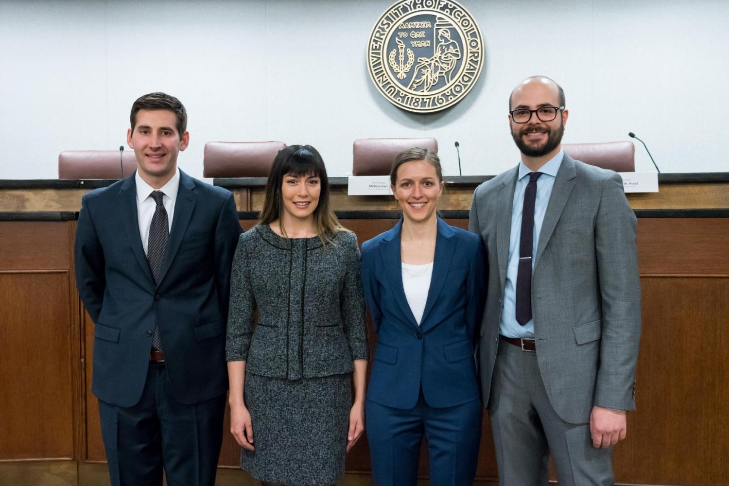 Rothgerber Moot Court Competition