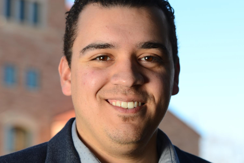 Nicholas Trevino ('17)