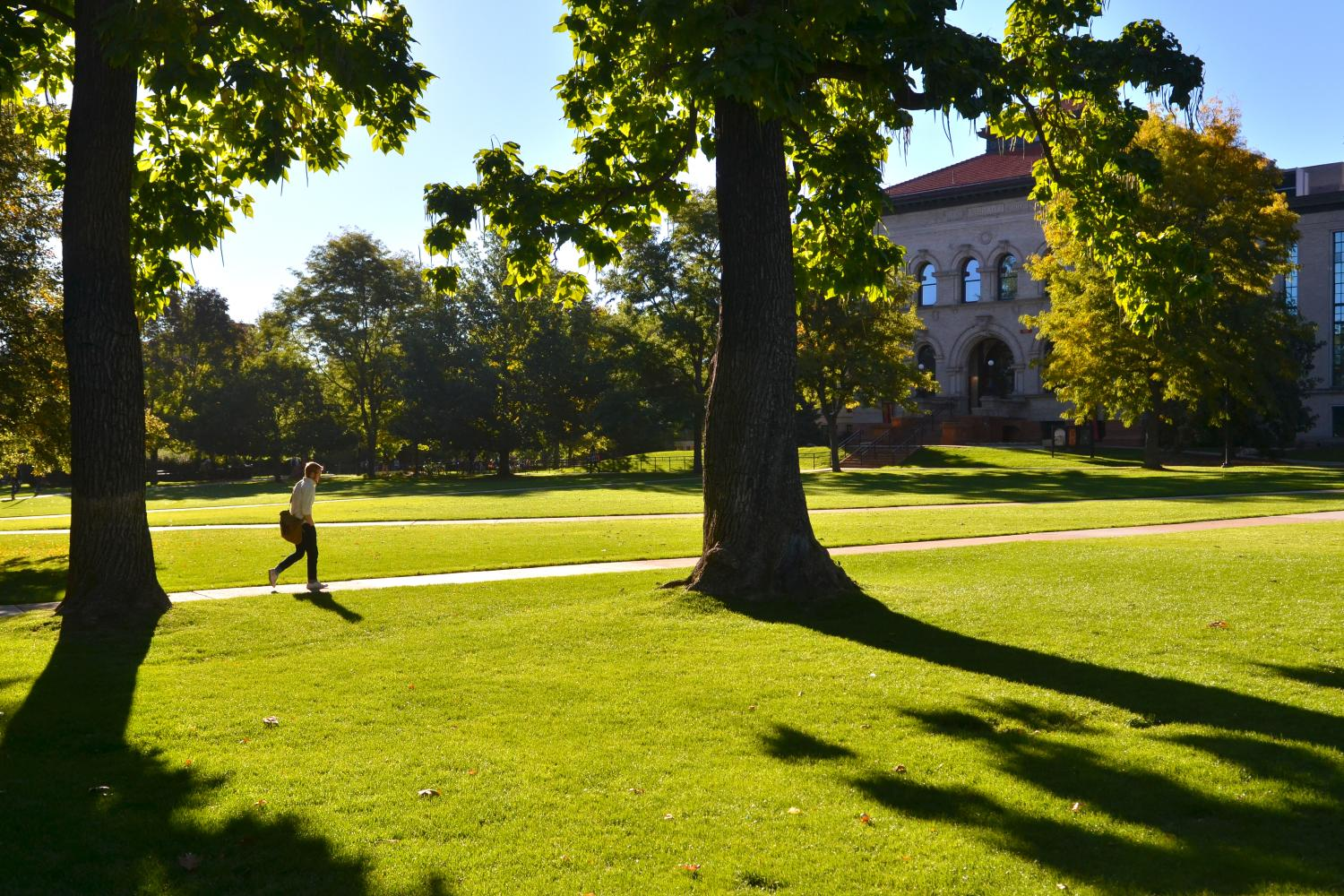 The University of Colorado Boulder has one of the most beautiful campuses in America