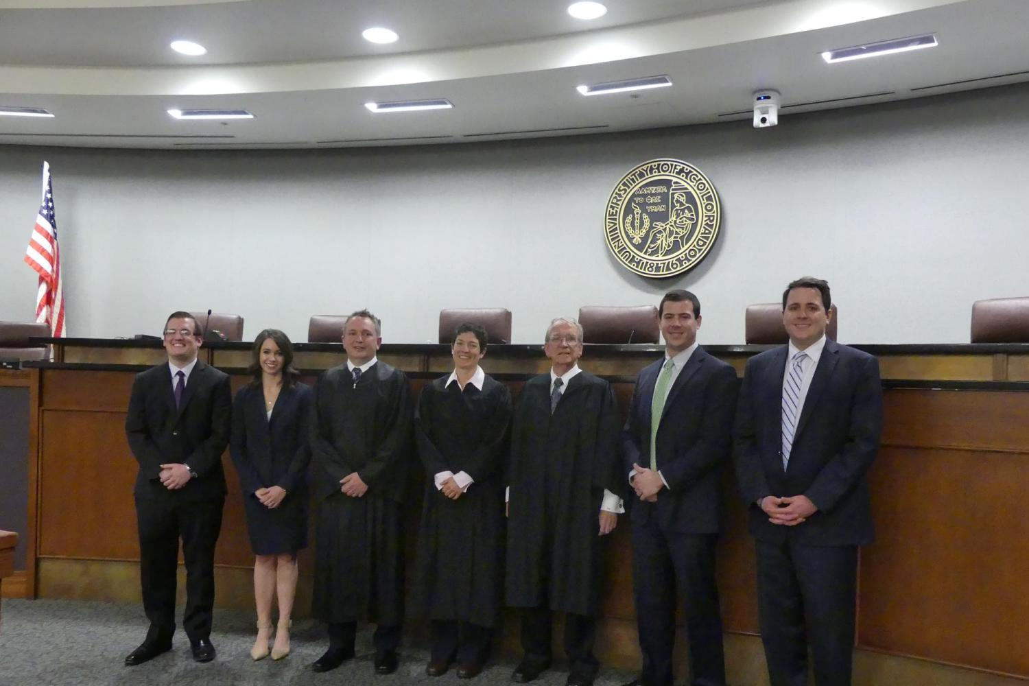 2017 Competitors and Judges