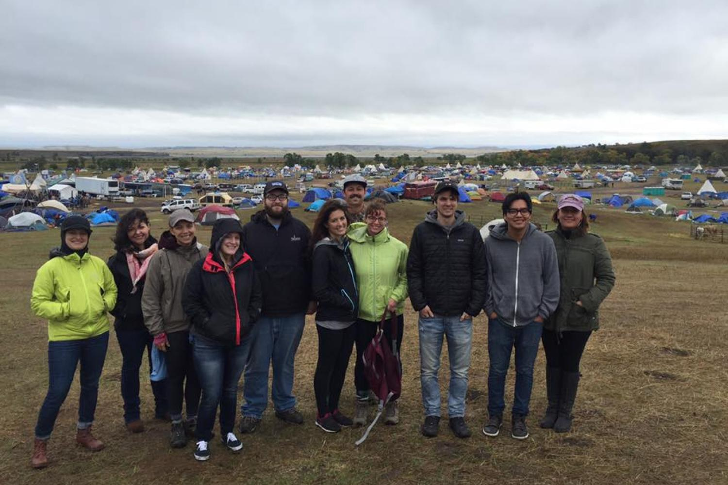 American Indian Law Clinic Represents Standing Rock Sioux Tribe in Fight Against Dakota Access Pipeline