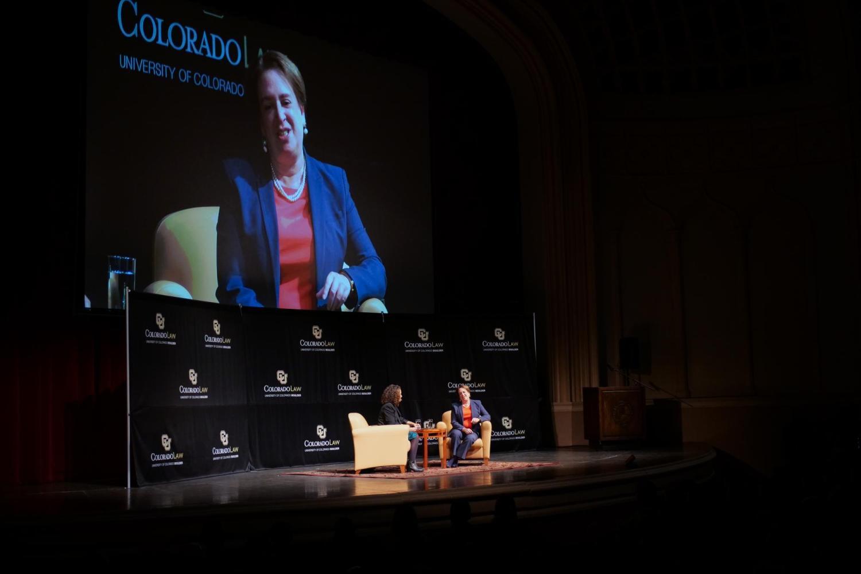U.S. Supreme Court Justice Elena Kagan delivers the 2019 John Paul Stevens Lecture
