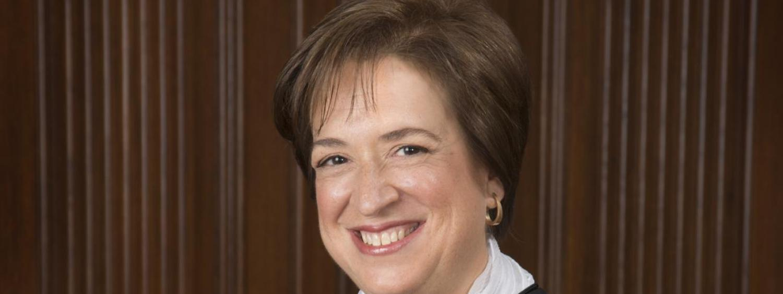 Justice Elena Kagan