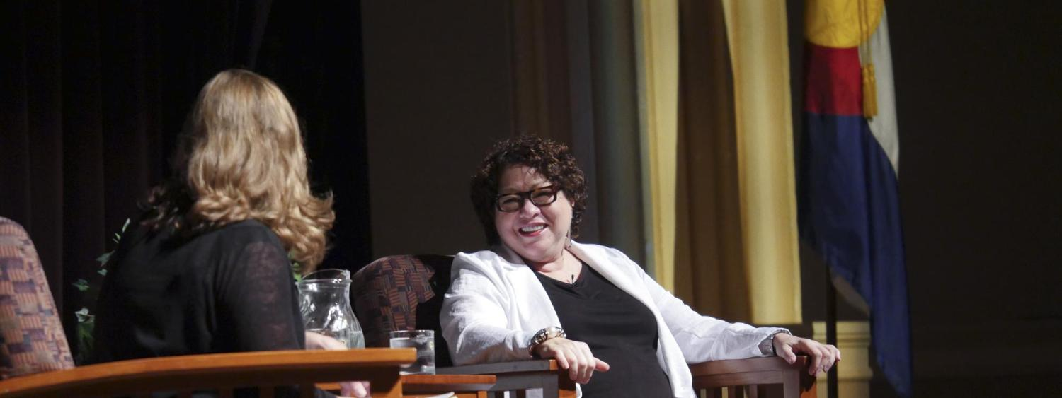 5th Annual Stevens Lecture with Justice Sonia Sotomayor