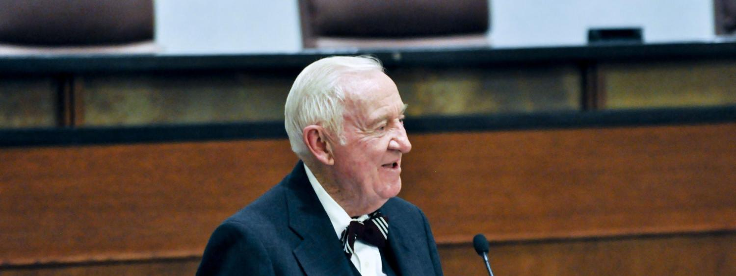 Inaugural Lecture with Justice John Paul Stevens
