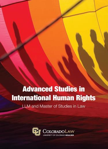 Advanced Studies in International Human Rights
