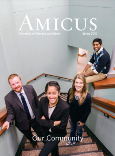 Amicus Spring 2015