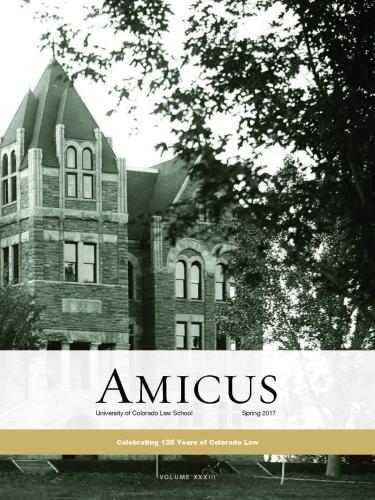 Amicus Spring 2017