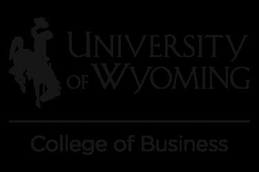 University of Wyoming Business School Logo