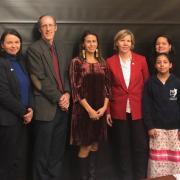Finnish delegation at Colorado Law