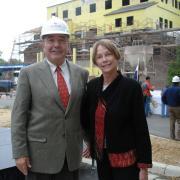 John and Nancy Wittemyer