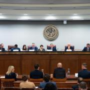 Congressional hearing at Colorado Law
