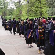 Law school commencement