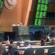 U.N. Declaration - September 13, 2007