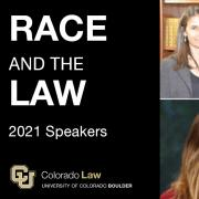 Race and the Law lecture series
