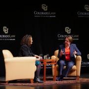 U.S. Supreme Court Associate Justice Elena Kagan delivers the 2019 John Paul Stevens Lecture