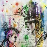 Tribal Implementation Toolkit. Artwork used with the permission of Joni Sarah White/Artwork (www.jonisarahwhite.com).