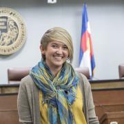Colorado Law student