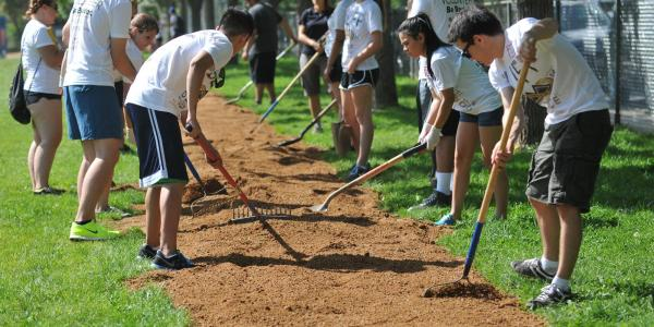 Volunteer Resource Center Program Image - Buff Day of Service