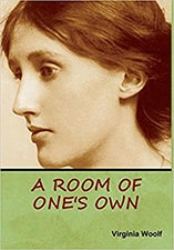 The Cover of A Room of One's Own