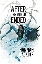 The Cover of After the World Ended