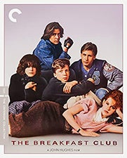The Cover of The Breakfast Club