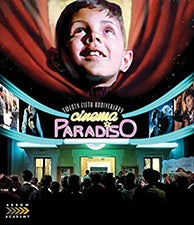 The Cover of Cinema Paradiso