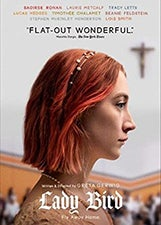 The Cover of Lady Bird