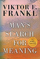 The Cover of Man's Search For Meaning